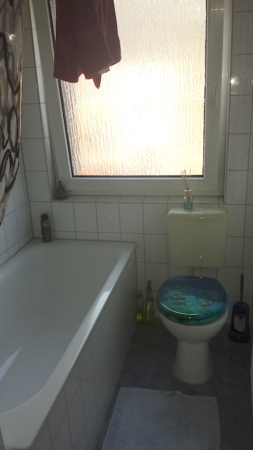 Marvelous Blick In Mein Badezimmer