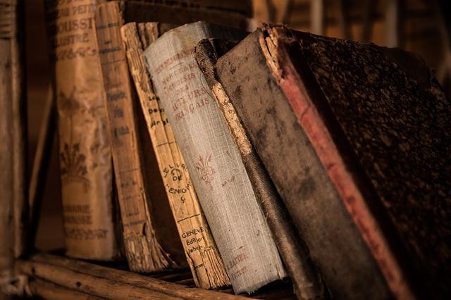 gedruckte Bücher