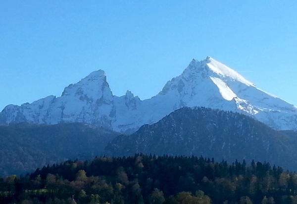 Watzmann & Familie - Berchtesgaden