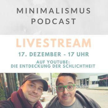 Die entdeckung der schlichtheit minimalismus for Minimalismus youtube